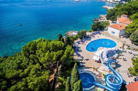 Családi nyaralás Krk-szigeten 4 főnek
