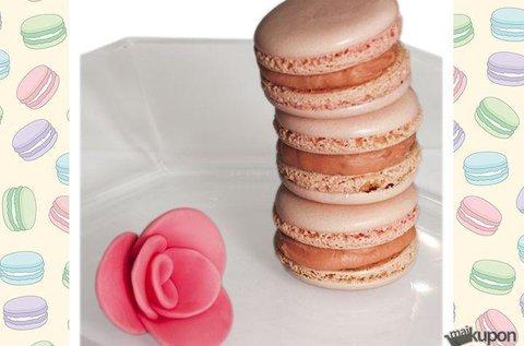 Macaron készítő tanfolyam, akár online is