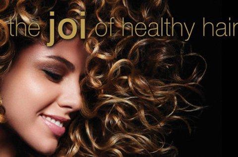 4 lépéses professzionális Joico K Pak hajújraépítés