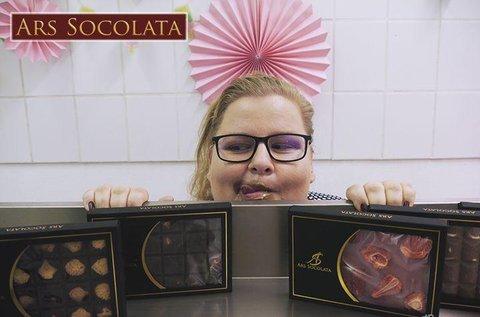 Kézműves csokoládé készítő kurzus akár online is