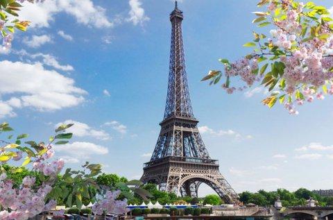 Látogatás a fények városában, Párizsban