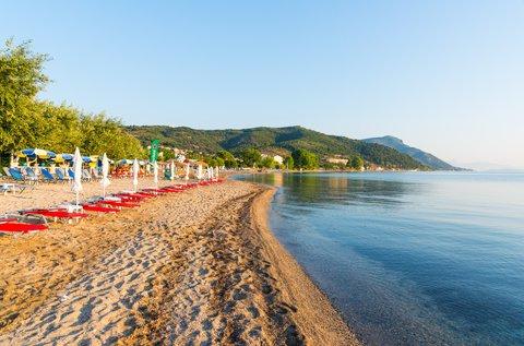 1 hetes nyaralás Korfun, a smaragdzöld szigeten