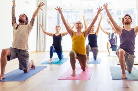 5 alkalmas stresszoldó jógabérlet