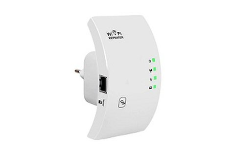 Konnektorba helyezhető WiFi jelerősítő