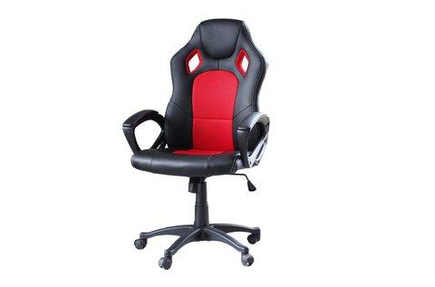 Gamer szék állítható hát- és ülőfelülettel