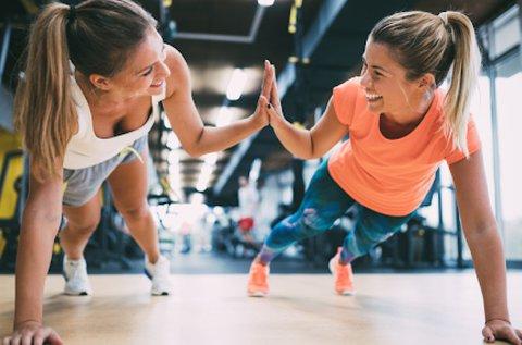 3 alkalmas bérlet csoportos fitness edzésre