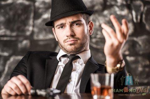 Bankrabló témájú izgalmas szabadulószoba