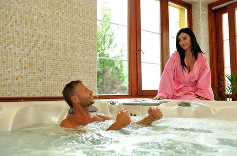 Hévízi wellness és fürdőzés elegáns környezetben