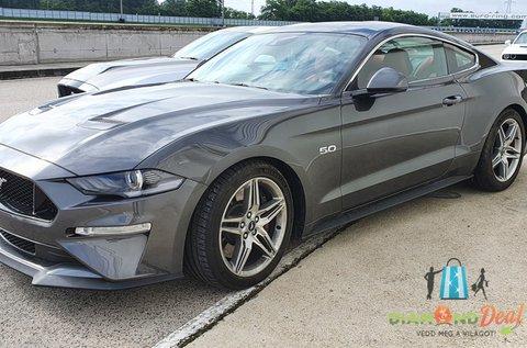 Csapj a lovak közé egy Ford Mustang GT-vel!