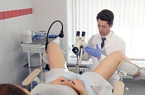 Komplex nőgyógyászati szűrés citológiával