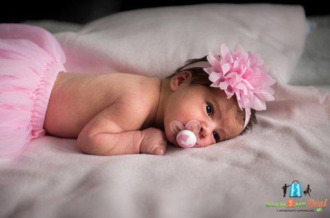 Örökítsd meg újszülött kisbabád egy fotózáson!