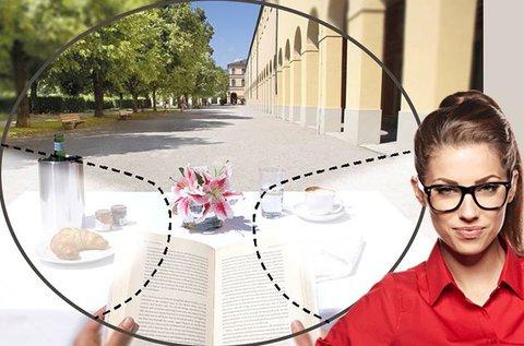 Multifokális szemüveg a tökéletes látásélményért