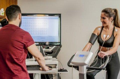 Komplett kardiológiai vizsgálat terheléses EKG-val
