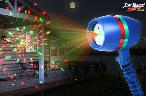 Star Shower Motion mozgó lézerfény rendszer