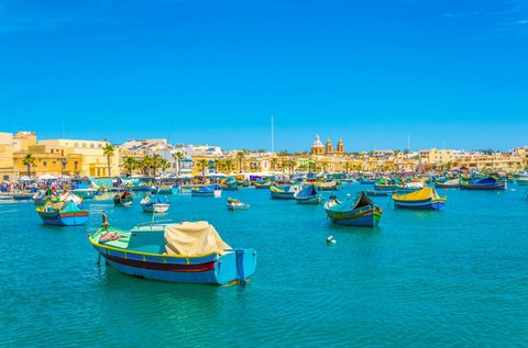 8 napos repülős vakáció a napsütéses Máltán
