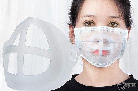 5 db légzést könnyítő betét szájmaszkhoz