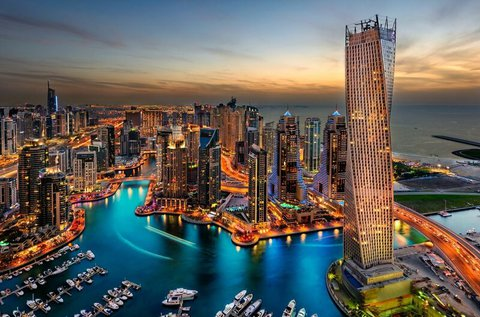 8 napos vakáció a fényűző Dubaiban