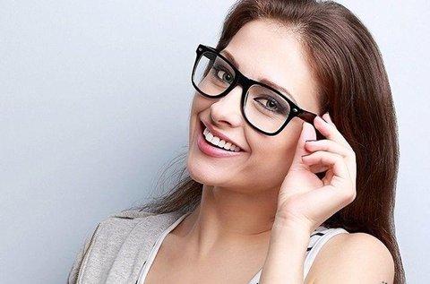 Komplett multifokális szemüveg szemvizsgálattal