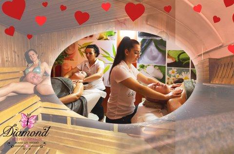 Páros pihenés masszázzsal és wellnesszel