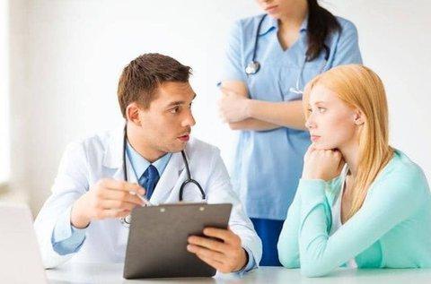 Komplett nőgyógyászati szűrővizsgálat