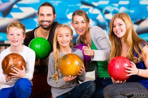 2 óra bowlingozás családi vegyes tállal