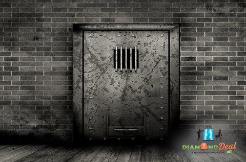Börtöncsapda szabadulószoba 2-6 főnek