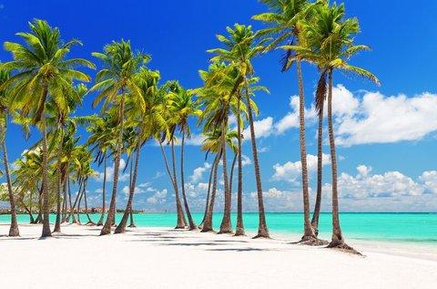 Kora nyári vagy őszi vakáció repülővel Dominikán