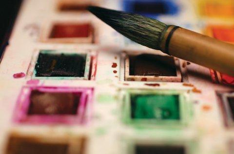 Tájképfestő workshop akvarellel 2x6 órában
