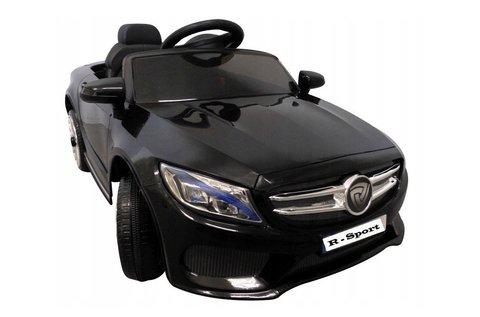 Elektromos, beülős cabrio sportautó gyerekeknek
