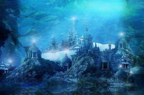 Atlantisz új generációs szabadulós játék 2-8 főnek
