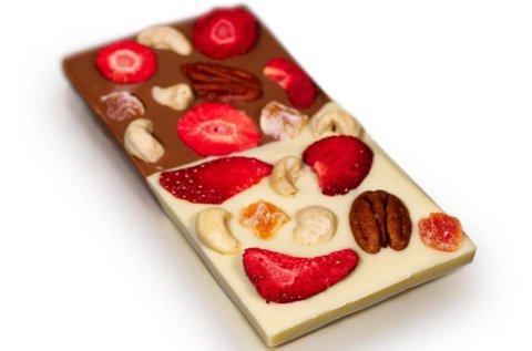 Kézműves táblás csokoládé készítő tanfolyam