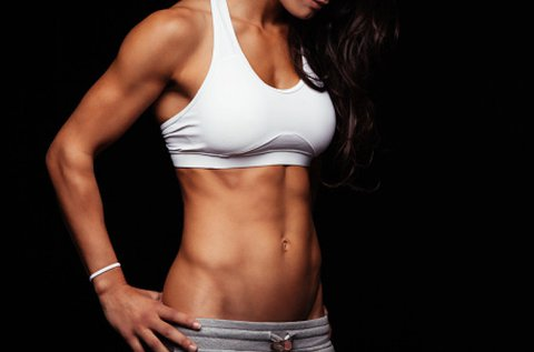Izomstimulációs edzőszett hasra, bicepszre