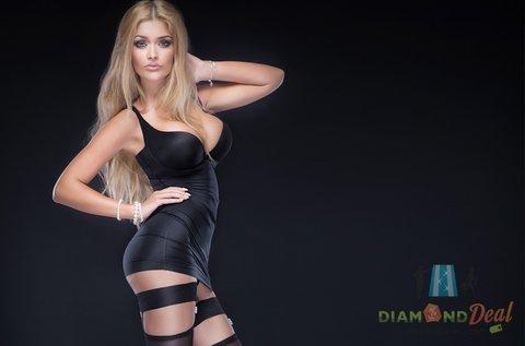 Ízléses szexi akt és fehérneműs fotózás