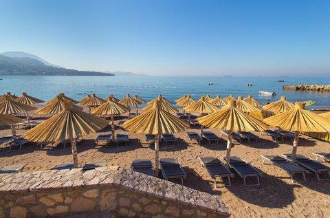 8 napos nyaralás Montenegró tengerpartján