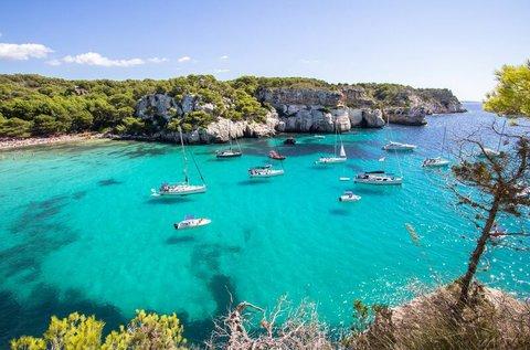 8 napos vakáció a mesés Menorca szigetén
