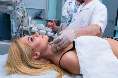 Hasi, kismedencei és pajzsmirigy ultrahang