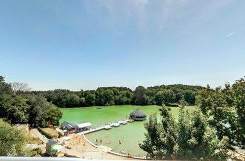 Wellness pihenés a gyömrői tó partján