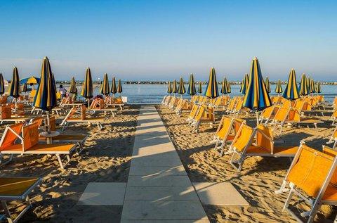 6 napos tengerparti nyár az Adriai-tengernél