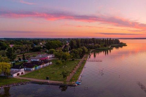 3 napos nyári feltöltődés a Balatonnál