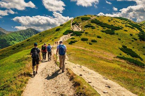 5 napos kalandozás az Alacsony-Tátrában