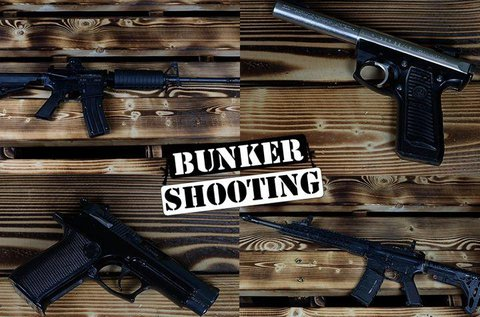 50 lövéses csomag különleges fegyverekkel