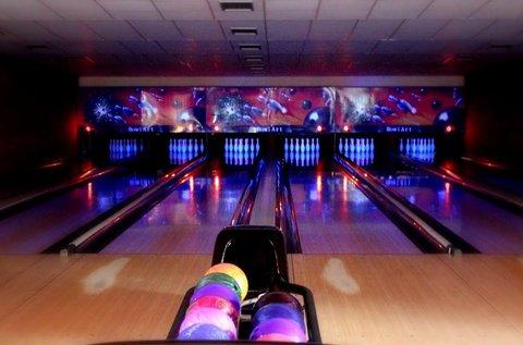 Bowlingozás 4 főnek üdítővel vagy csapolt sörrel