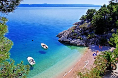 Családi nyaralás a mesés Makarskai Riviérán