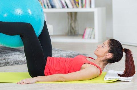 5 alkalom alakformáló és gerinctréning torna