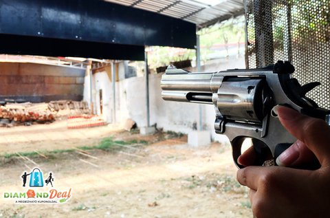 Élménylövészet gyerekeknek 50 lövéssel