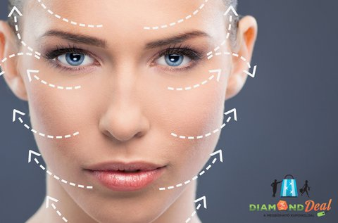 Teljes arckezelés tű nélküli mezoterápiával