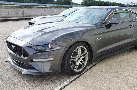 Próbáj ki egy automata váltós Ford Mustang GT-t!