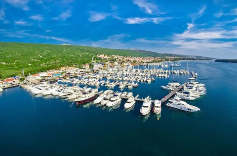 4 napos tengerparti vakáció a gyönyörű Krk-szigeten