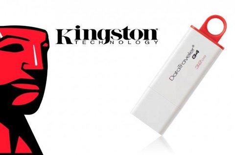 32 GB-os Kingston DataTraveler pendrive