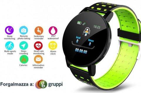 Mountee Smart Watch okosóra